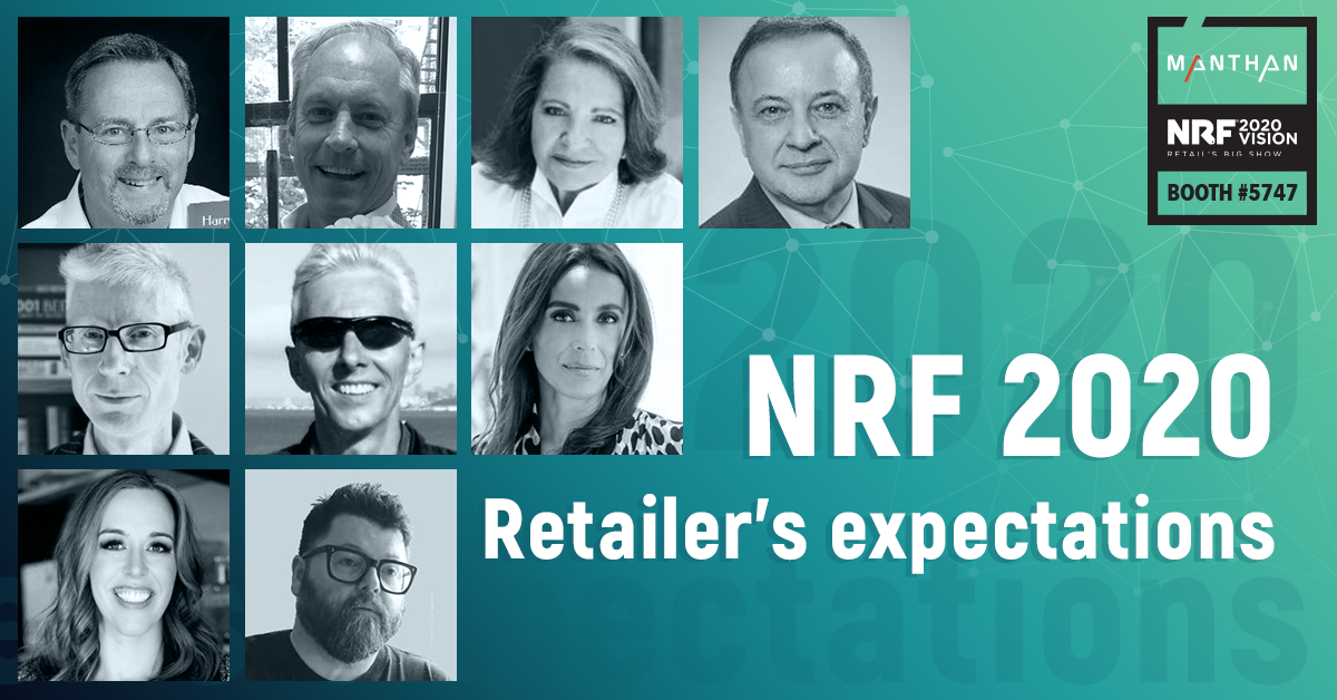 What do Retailers expect from NRF 2020?