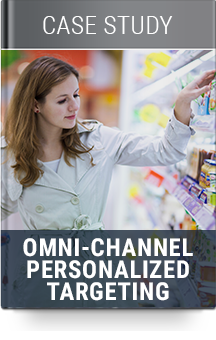 Learn how an American grocer increased conversions through personalization and omnichannel targeting