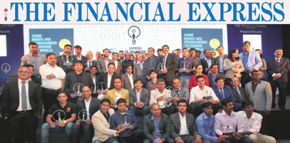 Manthan wins Gold in Analytics at Express IT Awards 2015