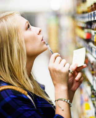 Solutions for CPG manufacturers: analytics to help predict and activate the shopper journey.