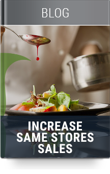 Increase same stores sales