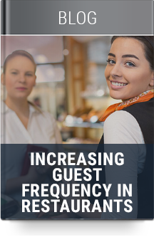 Increasing guest frequency in restaurants