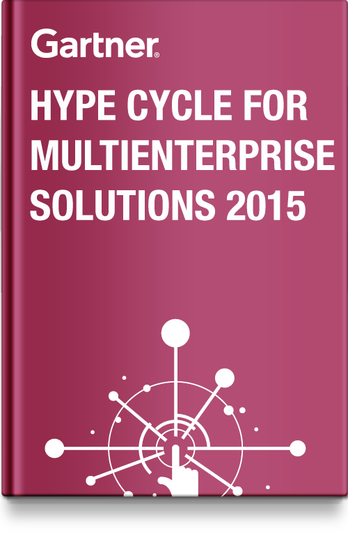 Gartner Hype Cycle for Multienterprise Solutions, 2015