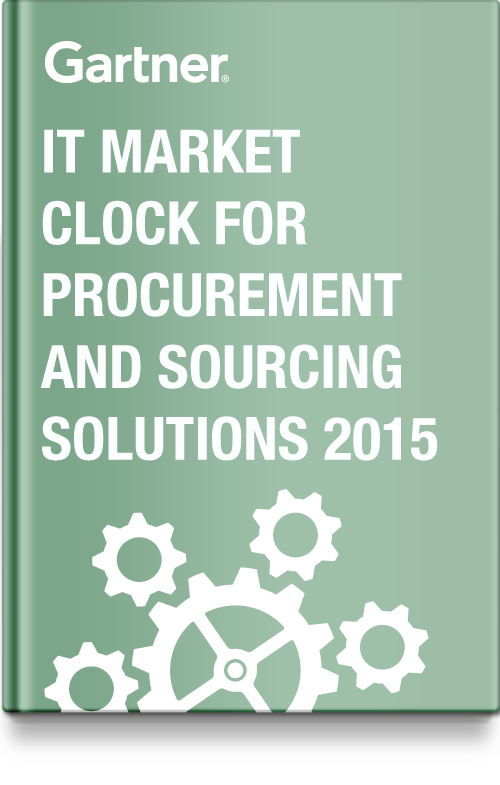 IT Market Clock for Procurement and Sourcing Solutions, 2015