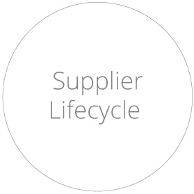 Supplier Lifecycle