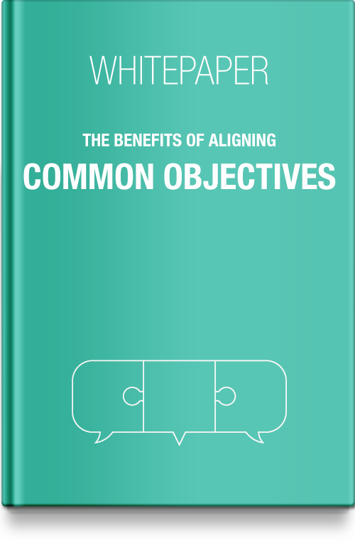 The benefits of aligning common objectives